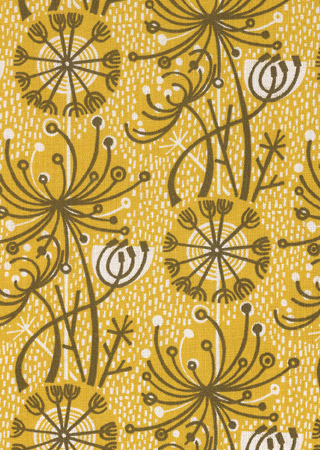 Angie Lewin - Dandelion One & Two - designed for St. Jude's by Angie Lewin
